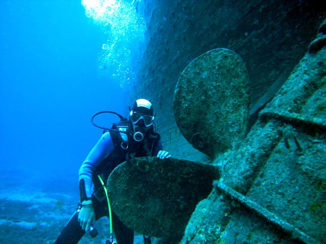 Learn the basics of diving and scuba diving in just one day in Bol