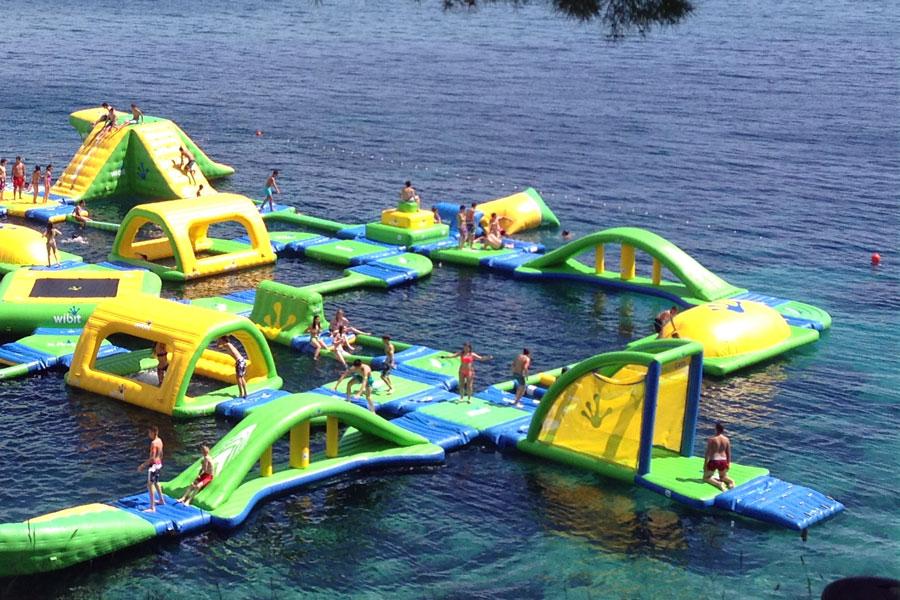 Zlatni Rat Beach Water Park Amp Water Playground For
